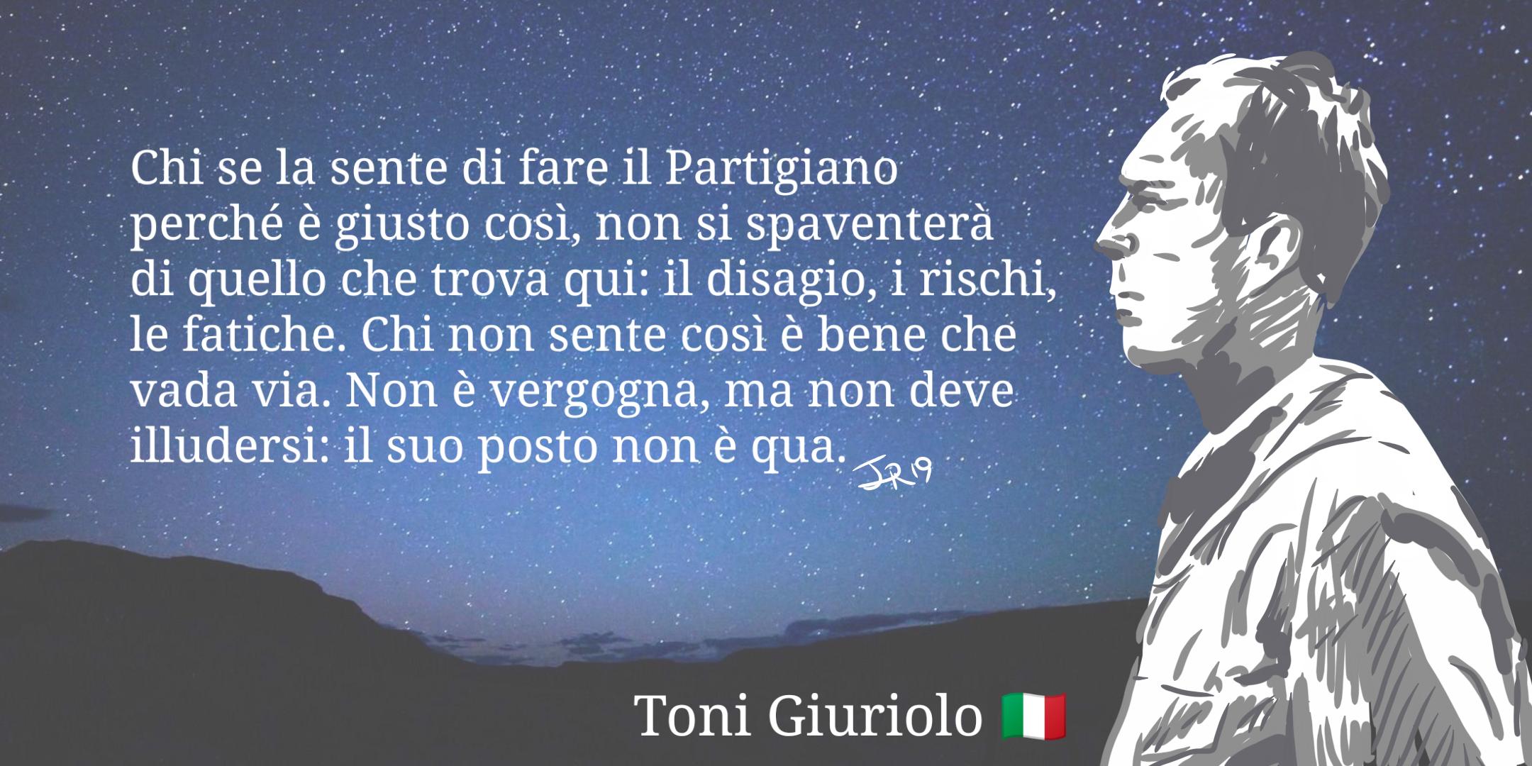 Toni Giuriolo